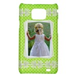 Little Princess Samsung Galaxy S II Hardshell Case - Samsung Galaxy S2 i9100 Hardshell Case
