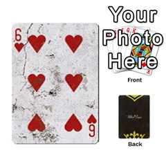 Fallout   Ultra Luxe Deck By Casualtv   Playing Cards 54 Designs   V5s4xewluy6x   Www Artscow Com Front - Heart6