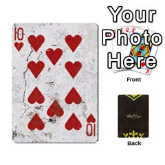 Fallout   Ultra Luxe Deck By Casualtv   Playing Cards 54 Designs   V5s4xewluy6x   Www Artscow Com Front - Heart10