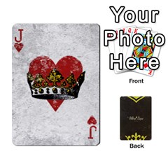 Jack Fallout   Ultra Luxe Deck By Casualtv   Playing Cards 54 Designs   V5s4xewluy6x   Www Artscow Com Front - HeartJ