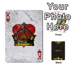 King Fallout   Ultra Luxe Deck By Casualtv   Playing Cards 54 Designs   V5s4xewluy6x   Www Artscow Com Front - HeartK