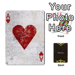Ace Fallout   Ultra Luxe Deck By Casualtv   Playing Cards 54 Designs   V5s4xewluy6x   Www Artscow Com Front - HeartA