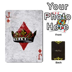 Jack Fallout   Ultra Luxe Deck By Casualtv   Playing Cards 54 Designs   V5s4xewluy6x   Www Artscow Com Front - DiamondJ