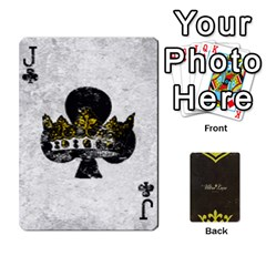 Jack Fallout   Ultra Luxe Deck By Casualtv   Playing Cards 54 Designs   V5s4xewluy6x   Www Artscow Com Front - ClubJ