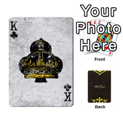 King Fallout   Ultra Luxe Deck By Casualtv   Playing Cards 54 Designs   V5s4xewluy6x   Www Artscow Com Front - ClubK