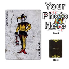 Fallout   Ultra Luxe Deck By Casualtv   Playing Cards 54 Designs   V5s4xewluy6x   Www Artscow Com Front - Joker1