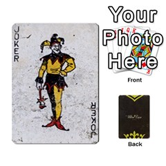 Fallout   Ultra Luxe Deck By Casualtv   Playing Cards 54 Designs   V5s4xewluy6x   Www Artscow Com Front - Joker2