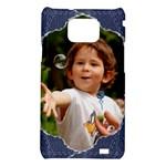 Jean Samsung Galaxy S II Hardshell Case - Samsung Galaxy S2 i9100 Hardshell Case