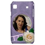 My Little Rose Samsung Galaxy S i9000 Hardshell Case - Samsung Galaxy S i9000 Hardshell Case
