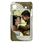 Light Gold Samsung Galaxy S i9008 Hardshell Case