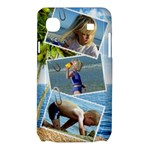 Travel Samsung Galaxy SL i9003 hardshell Case