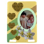 Hearts and Flowers Kindle Touch 3G Hardshell Case