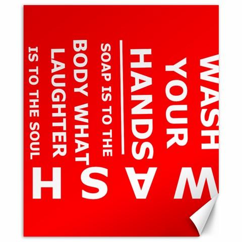 Wash By Kim   Canvas 8  X 10    V8wukywt5qi0   Www Artscow Com 10.02 x8 Canvas - 1