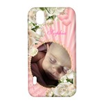 Girl LG Optimus P970 Hardshell Case