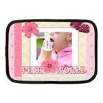 pink kids - Netbook Case (Medium)