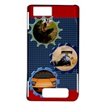 All Bloke Motorola Droid x/x2 Hardshell Case - Motorola Droid X / X2 Hardshell Case