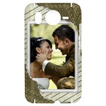 Light Gold HTC Desire HD Hardshell Case - HTC Desire HD Hardshell Case