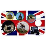 England HTC Desire HD Hardshell Case - HTC Desire HD Hardshell Case