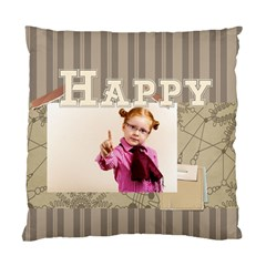 Happy Days By Joely   Standard Cushion Case (two Sides)   Rhwje60m9rc8   Www Artscow Com Front