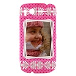 Princess HTC Desire S Hardshell Case