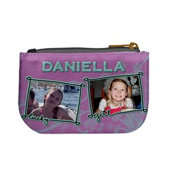 Daniella Purse By Jennifer Shaw   Mini Coin Purse   Pb2gxevwtn2r   Www Artscow Com Back