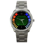 Goldeneye 007 Watch - Sport Metal Watch