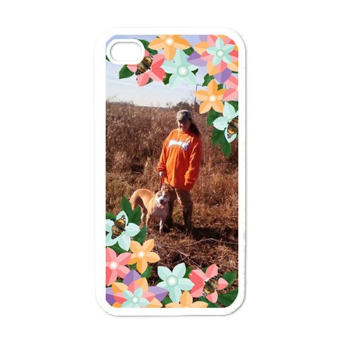 Apple Iphone 4 Case By Kim Blair   Apple Iphone 4 Case (white)   6dzmf23jkraz   Www Artscow Com Front