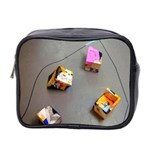 Shapes - Mini Toiletries Bag (Two Sides)