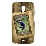 Timber Sammsung Galaxy Nexus i9250 Hardshell Case - Samsung Galaxy Nexus i9250 Hardshell Case