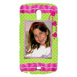 Girl Samsung Galaxy Nexus i9250 Hardshell Case - Samsung Galaxy Nexus i9250 Hardshell Case
