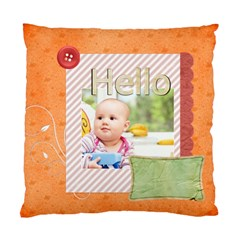 Hello  By Joely   Standard Cushion Case (two Sides)   2g2ii1iy95yk   Www Artscow Com Back
