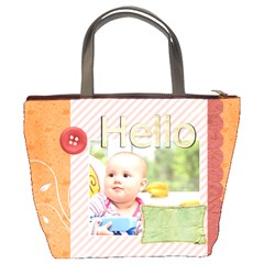 Hello By Joely   Bucket Bag   Llnfcm1kpgdb   Www Artscow Com Back