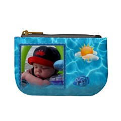 Water Fun Mini Coin Purse By Lil    Mini Coin Purse   Nrysibpr3ysb   Www Artscow Com Front