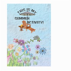 Summer Large Garden Flag by Lil Front