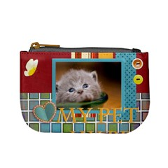 Pet By Joely   Mini Coin Purse   7msnkclbfjsl   Www Artscow Com Front