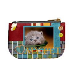 Pet By Joely   Mini Coin Purse   7msnkclbfjsl   Www Artscow Com Back