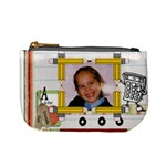school dinnner purse - Mini Coin Purse