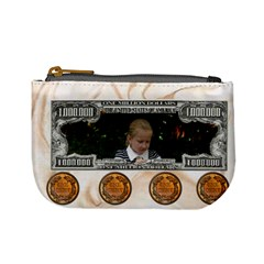 Million Dollar  Purse By Malky   Mini Coin Purse   Q7dy2hfujm3m   Www Artscow Com Front
