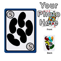 Cards For Som  Beans By Stuart    Playing Cards 54 Designs   He8oq6jxj23t   Www Artscow Com Front - Heart5