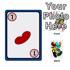 Cards For Som  Beans By Stuart    Playing Cards 54 Designs   He8oq6jxj23t   Www Artscow Com Front - Joker1