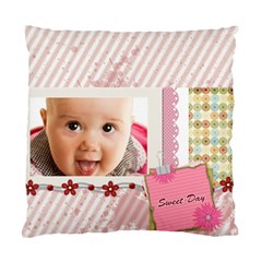 Sweet Day By Joely   Standard Cushion Case (two Sides)   9zyzfvjsbqjo   Www Artscow Com Back