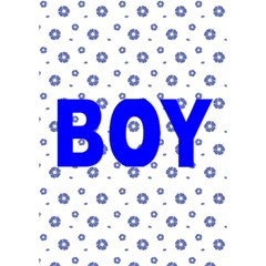 It s A Boy Card By Giggles Corp   Boy 3d Greeting Card (7x5)   4tw0hq0b98oh   Www Artscow Com Inside