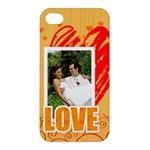 love - Apple iPhone 4/4S Hardshell Case
