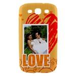 love - Samsung Galaxy S III Hardshell Case