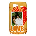 love - Samsung Galaxy Nexus S i9020 Hardshell Case