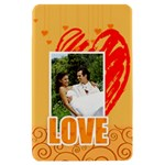 love - Kindle Fire Hardshell Case