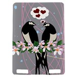 Love B caseird Kindle touch 3G - Kindle Touch 3G Hardshell Case
