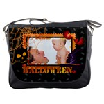 halloween - Messenger Bag
