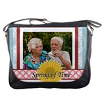 spring time - Messenger Bag