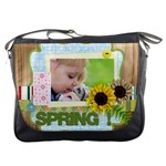 spring - Messenger Bag